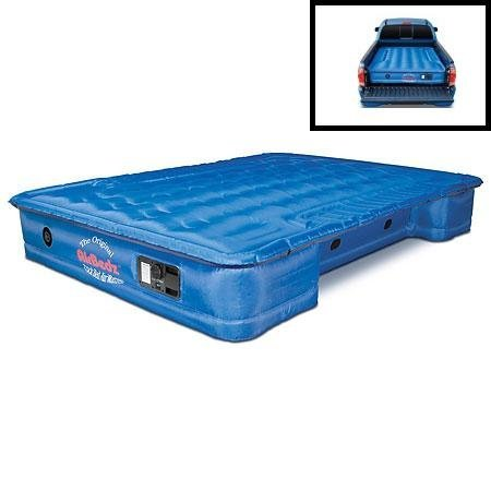 PITTMAN OUTDOORS AIRBEDZ 8' FULL-SIZE LONG BED ORIGINAL TRUCK BED AIR MATTRESS w/ BUILT-IN BATTERY AIR PUMP