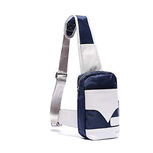 De Blanc Multifonction Sports Et Mode Bandoulière Sac Pour À Air Homme Dos Plein Shanzwh bleu wA016qy