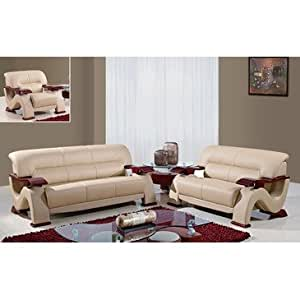 global furniture usa 2033 cap 3 piece bonded