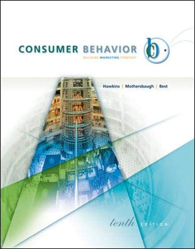 Consumer Behavior with DDB Life Style StudyTM Data Disk