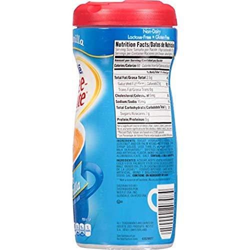 Nestle Coffee-mate Coffee Creamer, French Vanilla, 15oz powder creamer - Pack of 24 by Nestle Coffee Mate (Image #3)