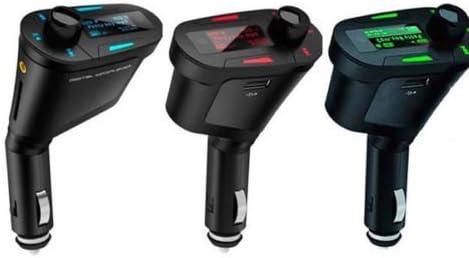 Turobayuusaku 4 in1 Car MP3 Player Wireless FM Transmitter Modulator USB CD MMC Remote