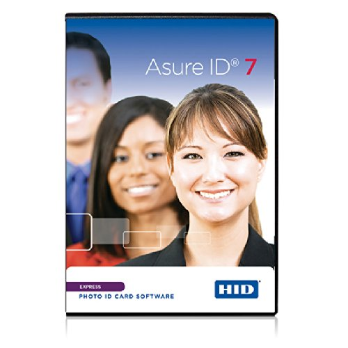 - Fargo Asure ID v.7.0 Express - Complete Product - 1 License - Graphics/Designing - Standard Retail - PC - 86412