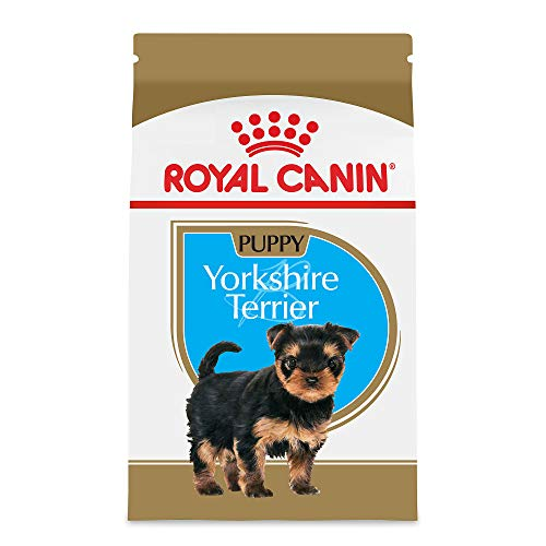 Royal Canin Yorkshire Terrier Puppy Breed Specific Dry Dog Food, 2.5 lb. bag