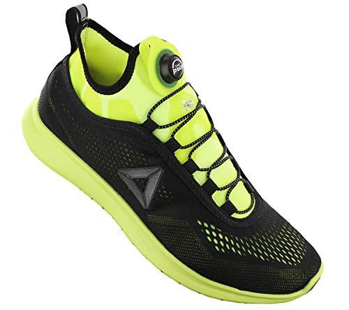 Uomo Sportive Pump Plus UK Calzature Tech EU Sneaker 39 Scarpe Taglia 6 da Nero Reebok BD4864 Hwzxdq5wX