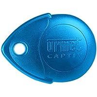 badge / clé de proximité - 13.56 - bleu - urmet memoprox/b