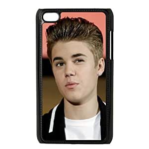 iPod Touch 4 Case Black Justin Bieber Cell Phone Case Cover N4E4MF