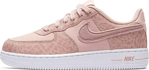 1 LV8 (PS) Coral Stardust/Rusty Pink-White Sneaker AH7529 600 (13 US Little Kid) ()