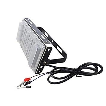 41UrUwMuhFL._SY355_ portable waterproof dc 12 volt led flood light 50 watt multi purpose