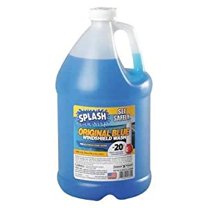 Windshield Wash Cleaner, 1 Gal, -20 F