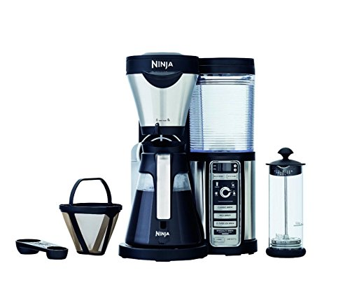 Ninja Coffee Bar With Glass Carafe Cf081 by Euro-Pro