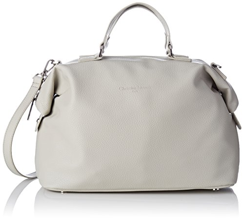 Top Perle handle Lacroix 4 Bag Christian 9k10 Women's Grey Bandido gris wqgIcy1U
