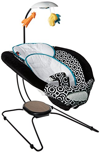 fisher-price-jonathan-adler-collection-deluxe-bouncer-white