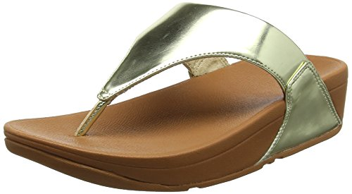 gold Or Bout Fitflop Femme Lulu 301 mirror Toe Mirror Ouvert Sandals thong xq8pXwqz