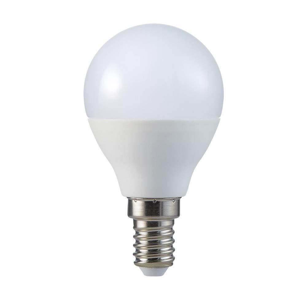 E14 LED Birne 320 Lumen Tropfen-Form V-TAC LED Lampe 180/° Abstrahlwinkel 10-er SET Warmwei/ß 4123 2700K 4W