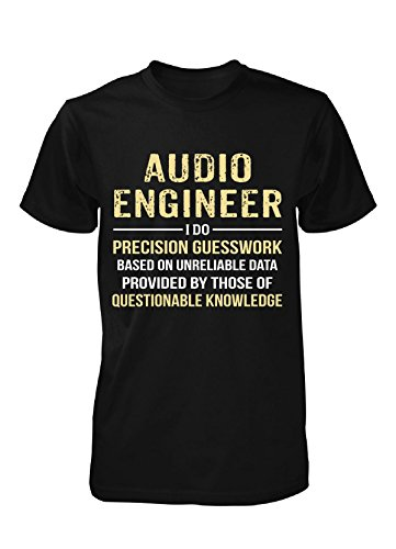 Funny Gift For An Audio Engineer - Unisex Tshirt