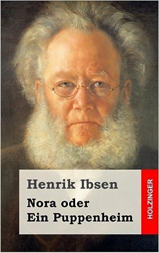 Book Nora oder Ein Puppenheim
