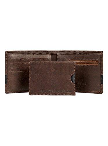Wallet Quiksilver Chocolate Men's Quiksilver Iii Classical New Men's Brown Plus 7qRBvnZFwB
