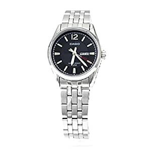 Casio for Women Analog LTP-1335D-1AVDF Stainless Steel Watch