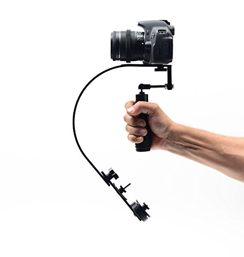 Glide Gear SYL 3000 Video Stabilizer for Mirrorless and DSLR Cameras .5-3 lbs