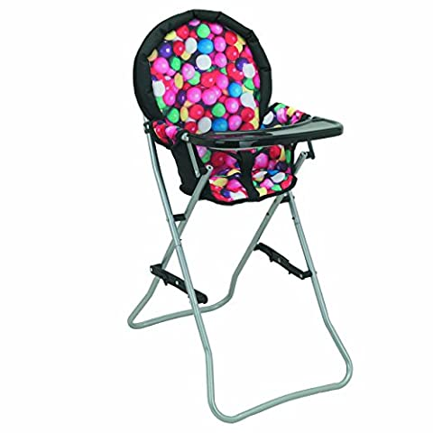 Mommy & me Doll High Chair - Doll Furniture High Chair