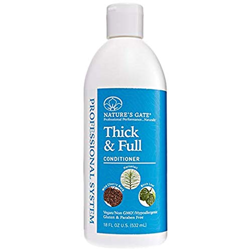 Nature's Gate Professional Thick & Full Conditioner (Volumizing Conditioner Natures Gate)