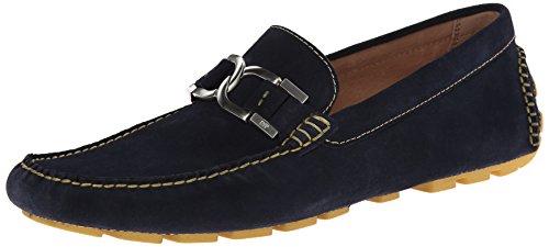 Men's Pliner Navy On Derrik Loafer Donald J Sport Slip Suede S6TxS4H