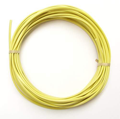 (K-Type Thermocouple Wire AWG 24 Stranded Wire w. PVC Insulation - 10 Yard 30 ft roll)