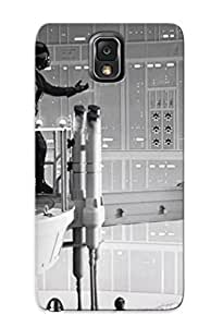 Appearance Snap-on Case Designed For Case Samsung Galaxy S3 I9300 Cover- Star Wars Darth Vader Sith Jedi Luke Skywalker Monochrome Star Wars The Empire Strikes Back (best Gifts For Lovers)