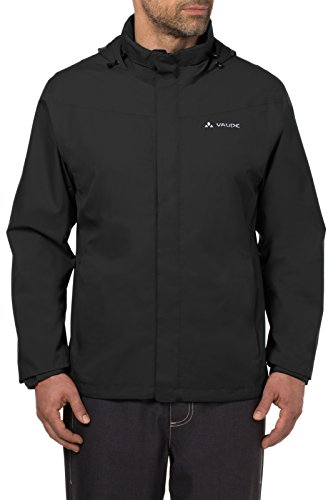 VAUDE Herren Jacke Men's Escape Bike Light Jacket, black, M, 050180105300