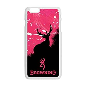 Browning De Design Design Hard Case Cover Protector For Iphone 6 Plus