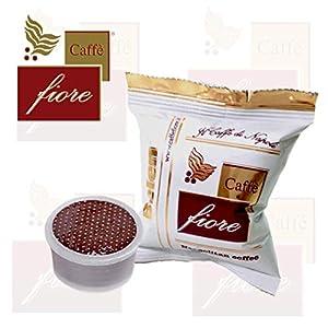 2000 Capsule Caffè fiore Belen miscela Alta Qualità con maggiore percentale di Arabica Compatibili cialde caffè Lavazza Espresso Point