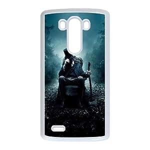 Abraham Lincoln Vampire Hunter Movie LG G3 Cell Phone Case White yyfabc-385866
