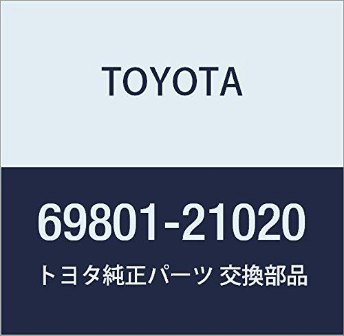 Toyota 69801-21020 Door Window Regulator Sub Assembly