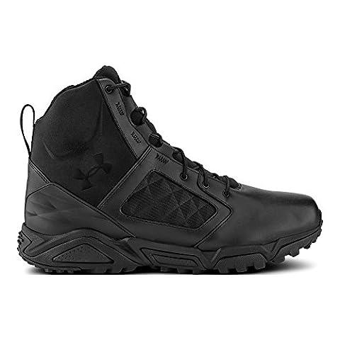 Under Armour Men's TAC Zip 2.0 Boots, Black, 12 D(M) US