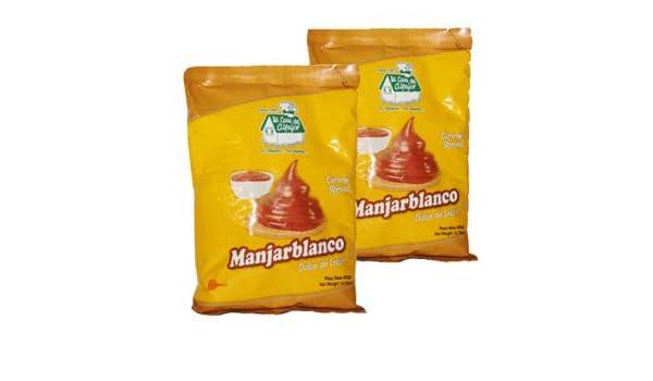 La Casa Del Alfajor Manjarblanco 14.1oz (2-pack): Amazon.com: Grocery & Gourmet Food