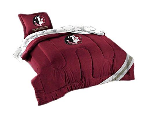 - NCAA Florida State Seminoles Full Bedding Set