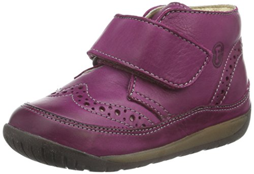 Naturino Falcotto 334 Vl - Botas de senderismo Bebé-Niños Morado - Violett (Mirtillo_9116)
