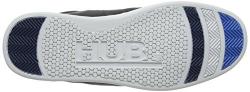 Hub Mark Low Scarpe Basse Uomo Blau navy navy white