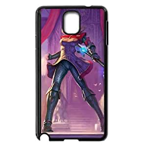 Samsung Galaxy Note 3 Cell Phone Case Black League of Legends Imperial Lux OIW0416207