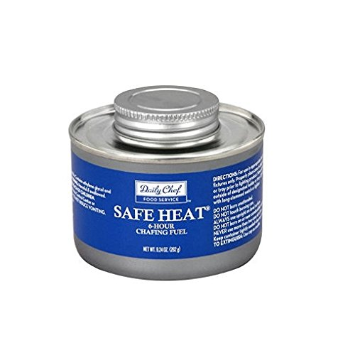Bakers & Chefs Daily Chef Safe Heat, 7.92 oz (Pack of 12) by Bakers & Chefs