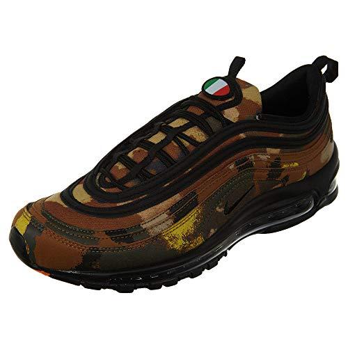 Nike Air Max 97 Premium QS Schuhe Sneaker Neu Unisex Braun - Ale Brown Cargo Khaki