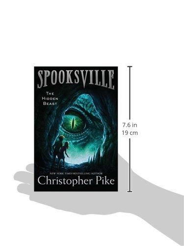 The Hidden Beast Spooksville Christopher Pike 9781481410939