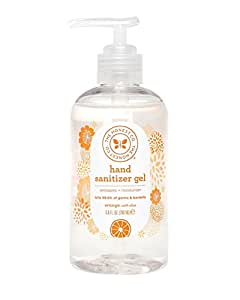 The Honest Company Orange Hand Sanitizer Gel 8oz