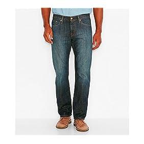 Levi's Men's 514 Slim Straight Leg Jean Tumbled Rigid
