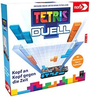 Noris 606101799 - Tetris Duell, el emocionante Juego de Estrategia de uno contra uno para Grandes y pequeños, a Partir de 6 años: Amazon.es: Juguetes y juegos