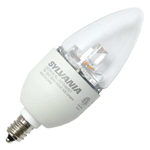 Sylvania 72894 LED7B13C DIM827 Candle product image