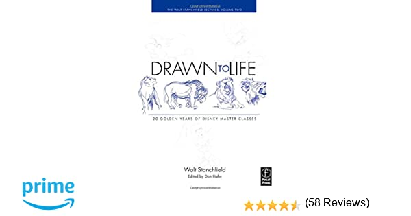 Drawn to Life: 20 Golden Years of Disney Master Classes: Volume 2 ...