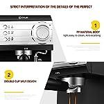 KOUDAG-Macchina-caff-Caff-20-Bar-ad-Alta-Pressione-di-Vapore-semiautomatica-caff-Espresso-Macchina-per-la-Home-Office-Comercial-Latte-Bubble