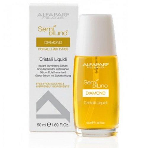 Price comparison product image Alfaparf Semi Di Lino Illuminating Serum 50ml (NEW) Sale! [Health and Beauty]
